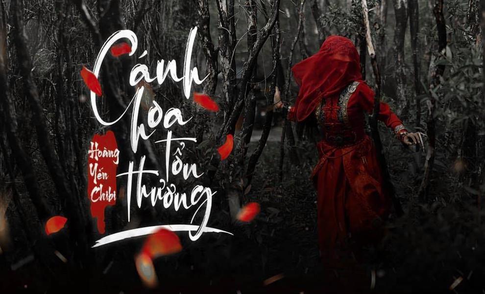 Lời bài hát Cánh Hoa Tổn Thương - Hoàng Yến Chibi - Lyrics [Kèm Hợp âm]
