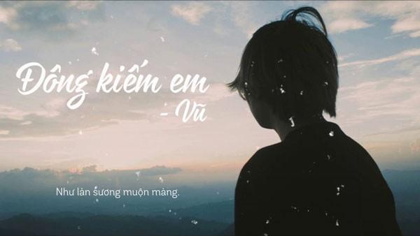 Lời bài hát Đông Kiếm Em [Thái Vũ] [Lyrics Kèm Hợp Âm]