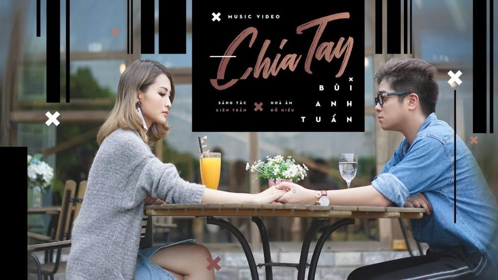 Lời bài hát Chia Tay [Bùi Anh Tuấn] [Lyrics Kèm Hợp Âm]
