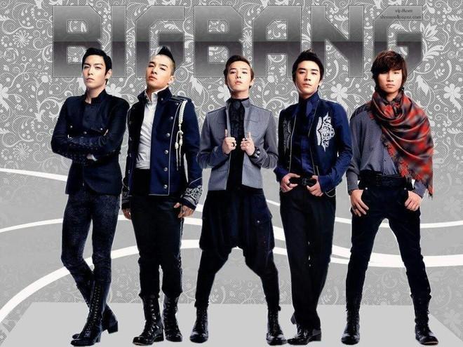Lời bài hát Fantastic Baby [BIGBANG] [Lyrics Kèm Hợp Âm]