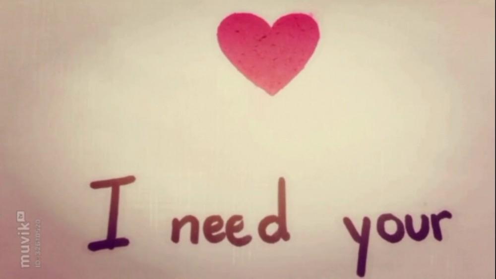 Lời bài hát I Need Your Love [Calvin Harris] [Lyrics Kèm Hợp Âm]