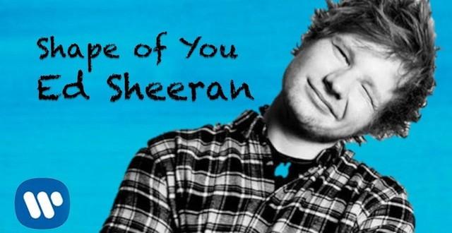 Lời bài hát Shape of You [Ed Sheeran] [Lyrics Kèm Hợp Âm]