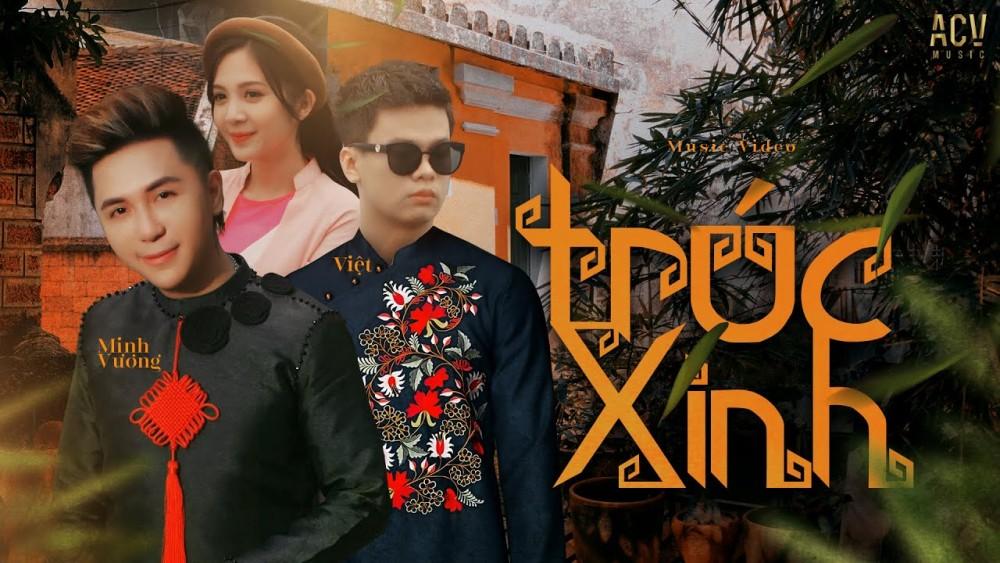 Lời bài hát Trúc Xinh [Minh Vương M4U x Việt] [Lyrics Kèm Hợp Âm]