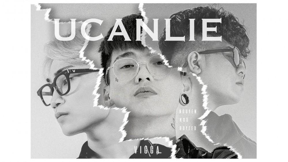 Lời bài hát U Can Lie [Koo x Nguyên x Boyzed] [Lyrics Kèm Hợp Âm]