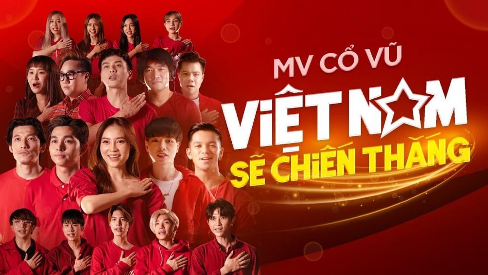 Lời bài hát Việt Nam Sẽ Chiến Thắng [Đức Phúc x Jun x Ninh Dương Lan Ngọc] [Lyrics Kèm Hợp Âm]