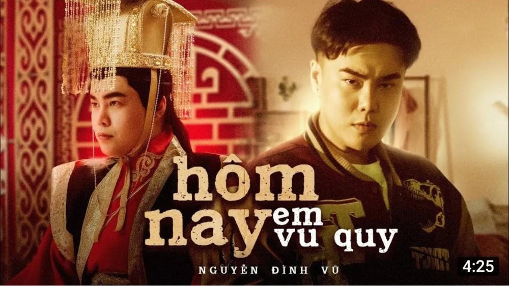 Lời bài hát Hôm Nay Em Vu Quy - Nguyễn Đình Vũ [Kèm Hợp Âm]