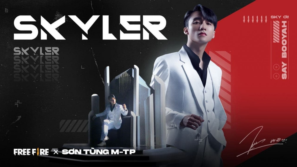 FREE FIRE x SƠN TÙNG M-TP   'SKYLER' THEME SONG   OFFICIAL - YouTube