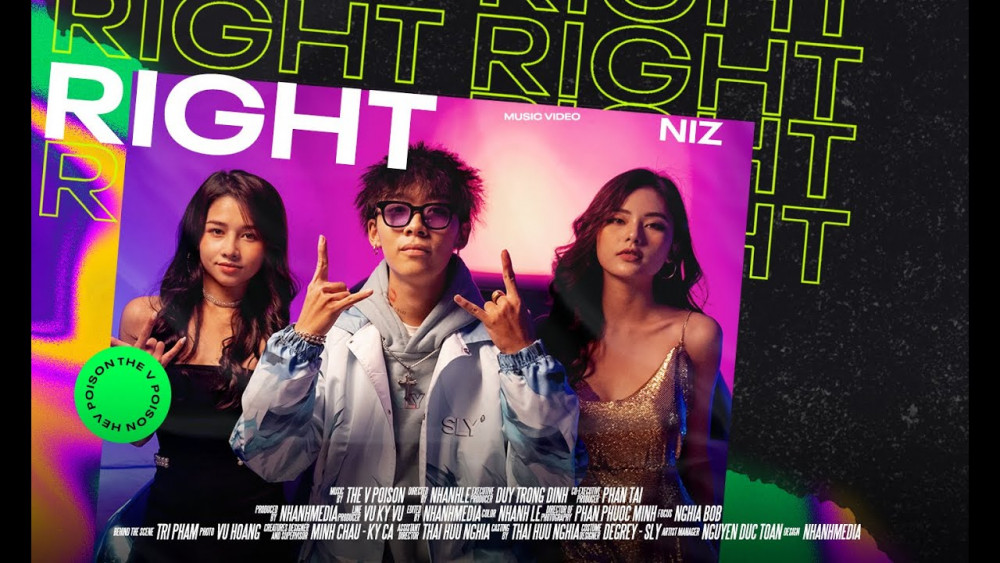 RIGHT - NIZ ( Official Music Video ) - YouTube