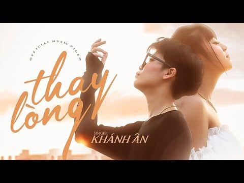 Thay Lòng - Khánh Ân   Official MV VIDEO - YouTube