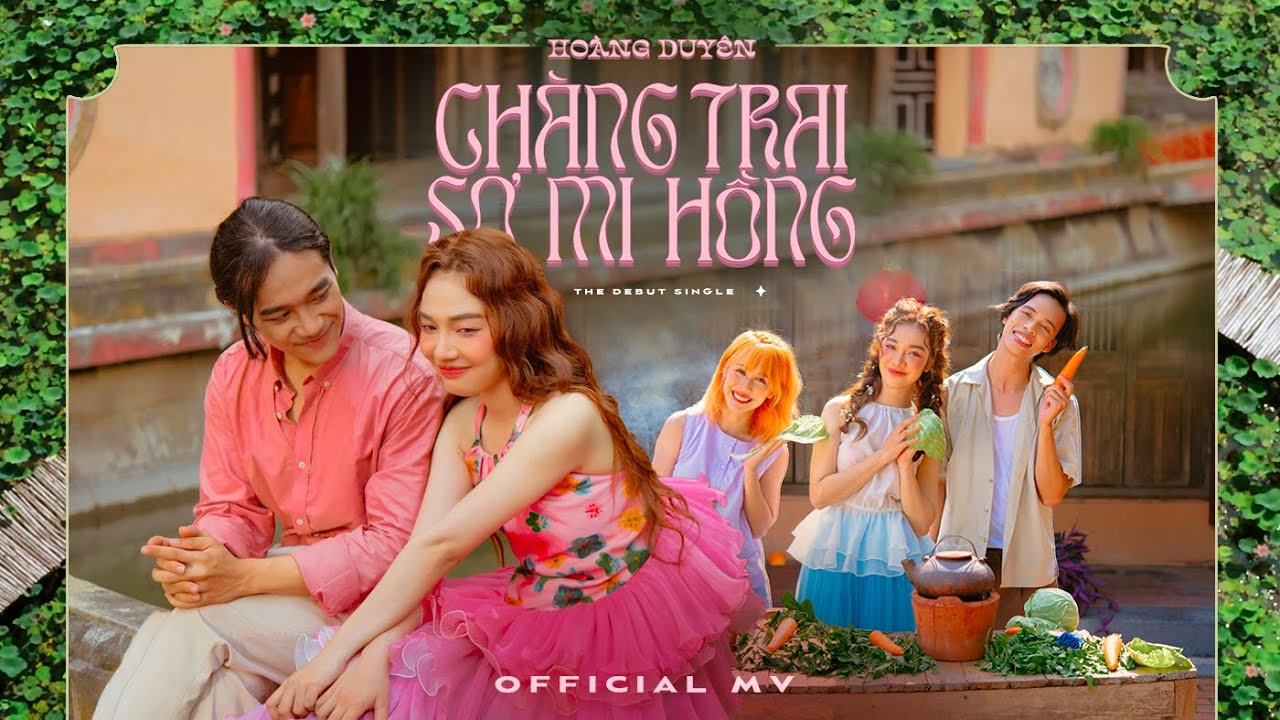 HOÀNG DUYÊN - CHÀNG TRAI SƠ MI HỒNG   Official MV 4K - YouTube