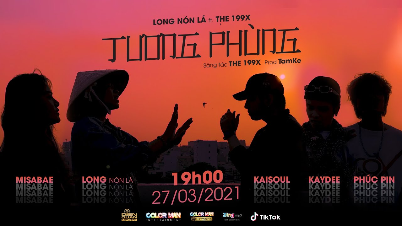 TƯƠNG PHÙNG | LONG NÓN LÁ x THE 199X x TAMKE | OFFICIAL MUSIC VIDEO -  YouTube