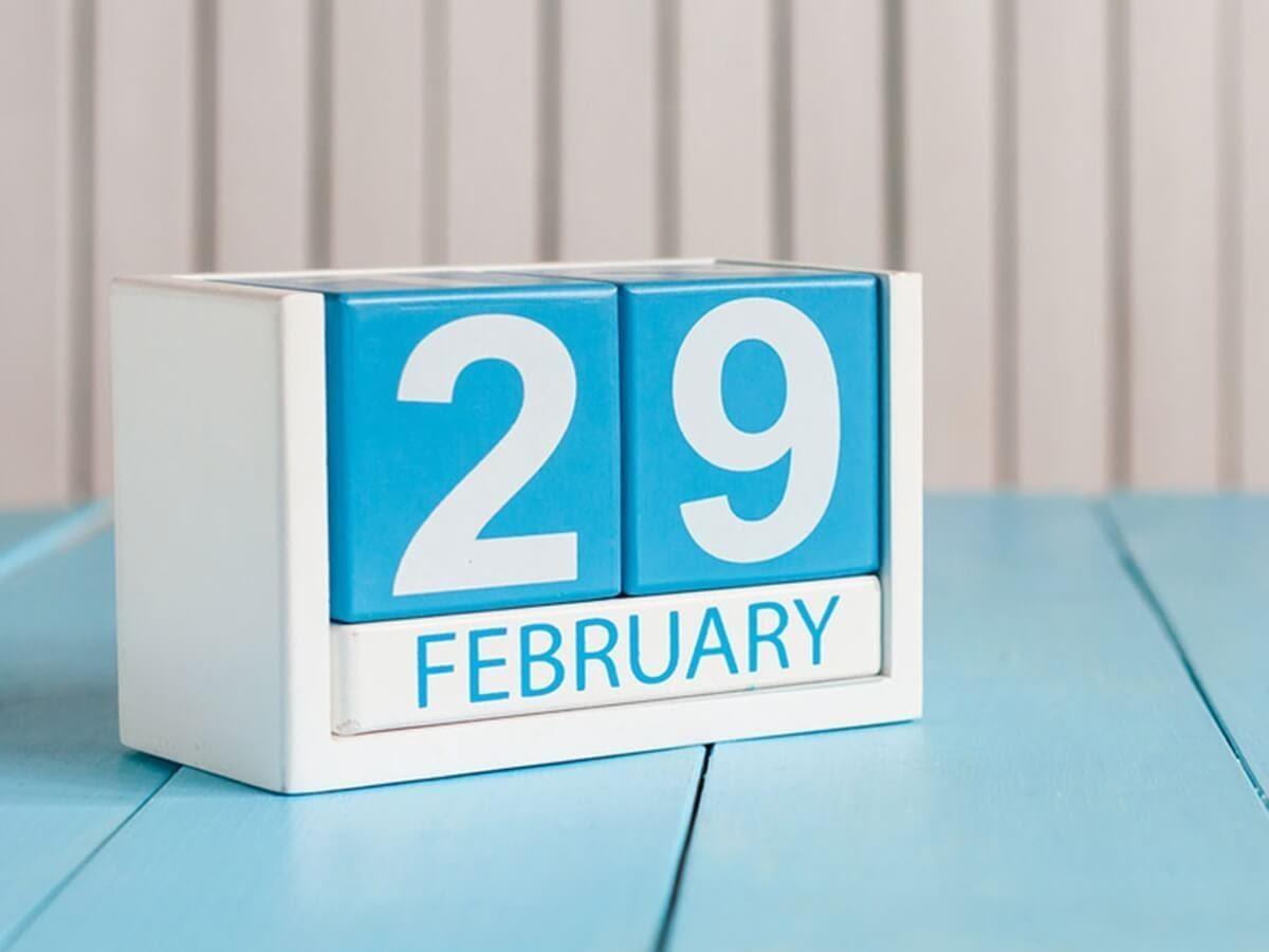 Năm nhuận chính là năm có ngày 29 tháng 2 theo Dương lịch