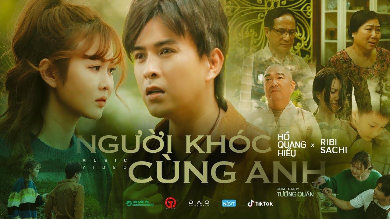 Người Khóc Cùng Anh | Hồ Quang Hiếu x Ribi Sachi | OFFICIAL MUSIC VIDEO - YouTube