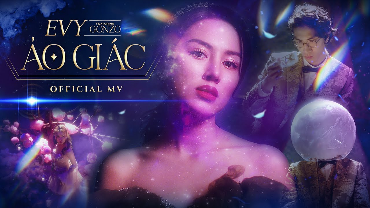 EVY   ẢO GIÁC (ft. GONZO) - Official MV - YouTube