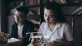 Thương Em - Đình Tuấn (Official Music Video) - YouTube