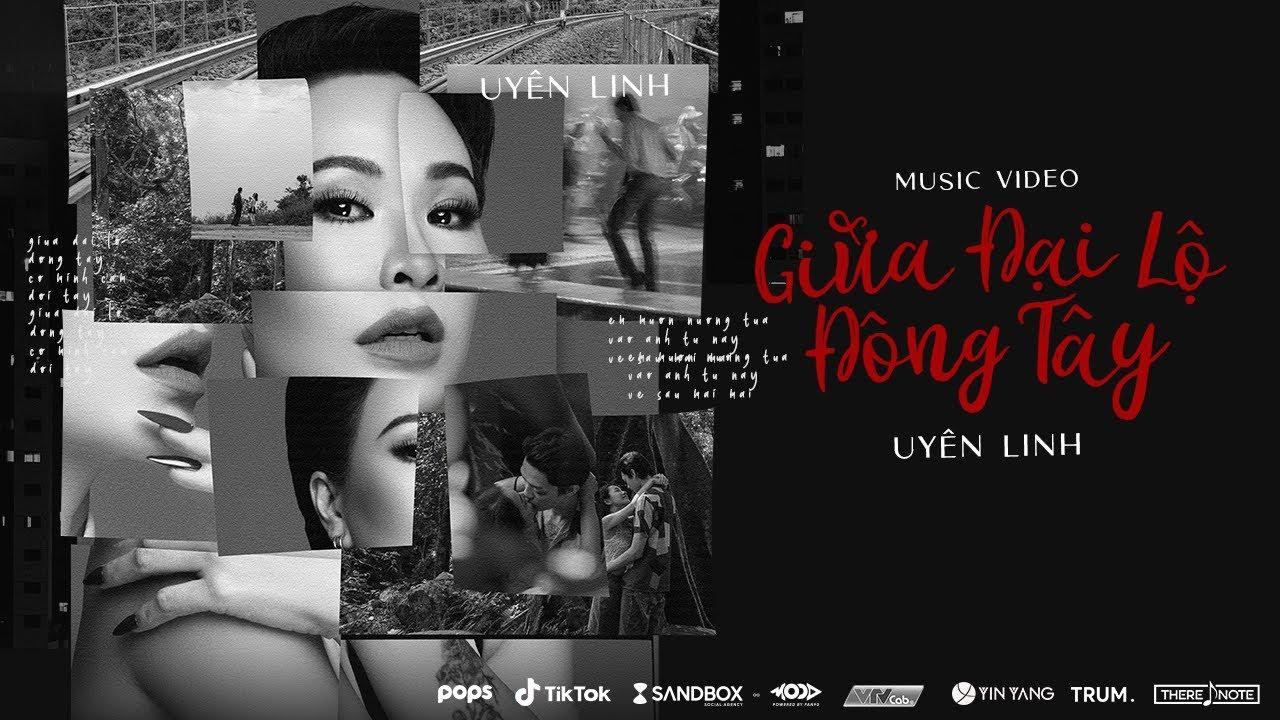 Giữa Đại Lộ Đông Tây | Uyên Linh | Official Music Video - YouTube