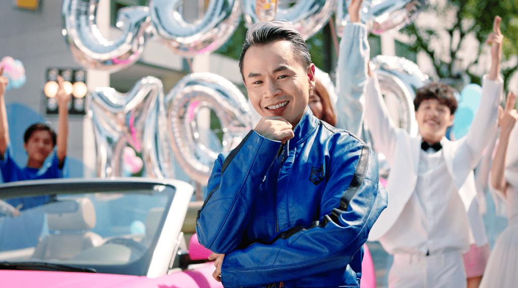 Binz trẻ trung, tươi mới trong MV 'Ờ mây zing good mood' - VietNamNet