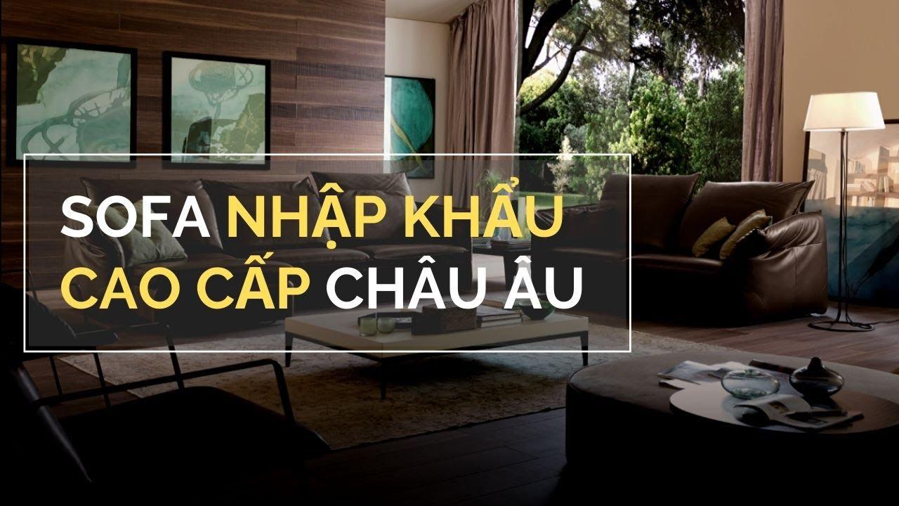 Không gian nhà bạn sẽ trở nên sang trọng, đẳng cấp khi sử dụng nội thất Kenli