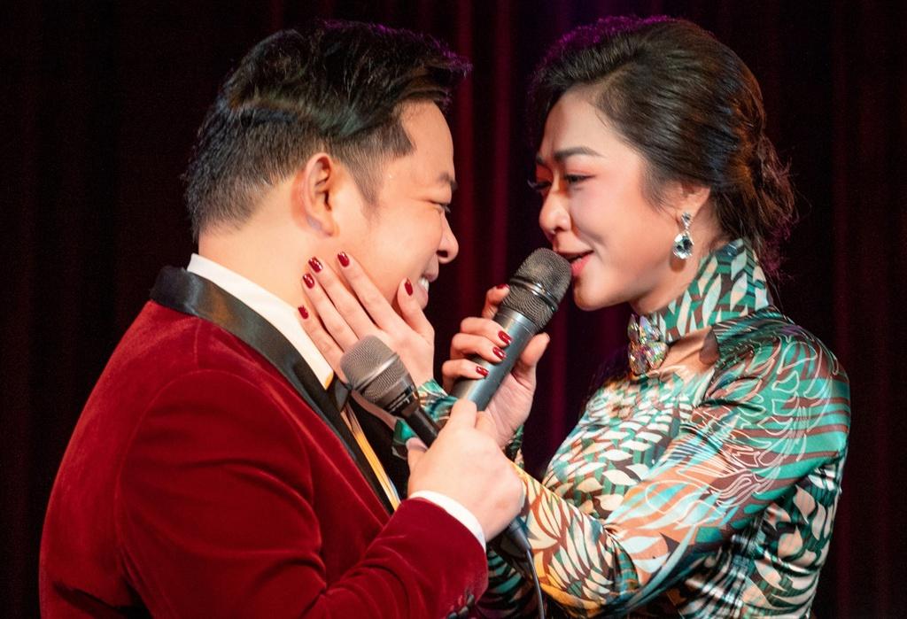 Hà Thanh Xuân tiết lộ kỷ niệm đáng nhớ cùng Quang Lê   Giải trí   Thanh Niên
