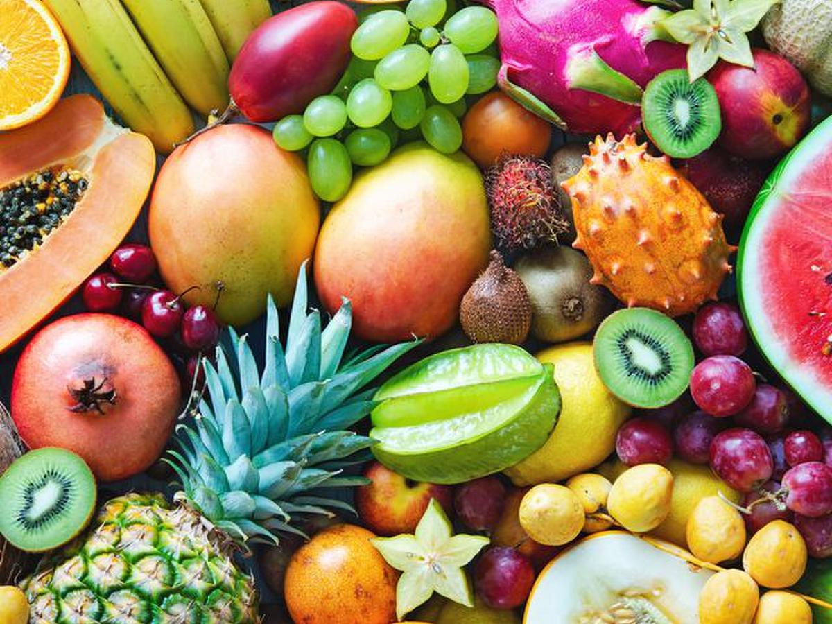 Lợi ích của trái cây