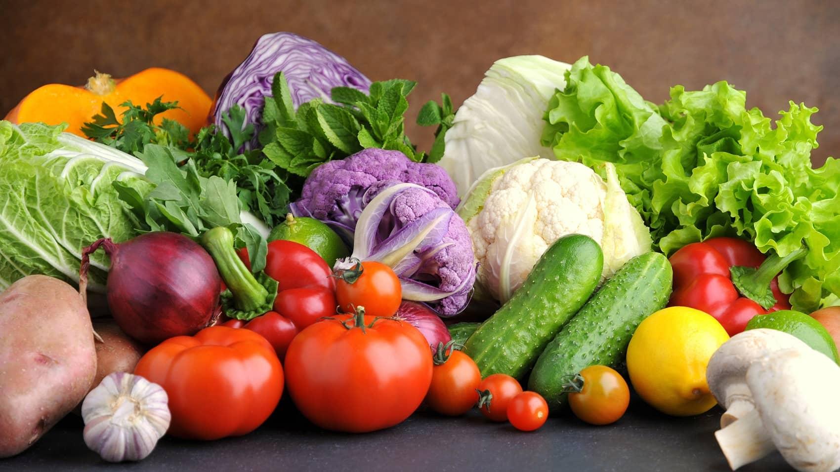 Tại sao ăn rau lại quan trọng