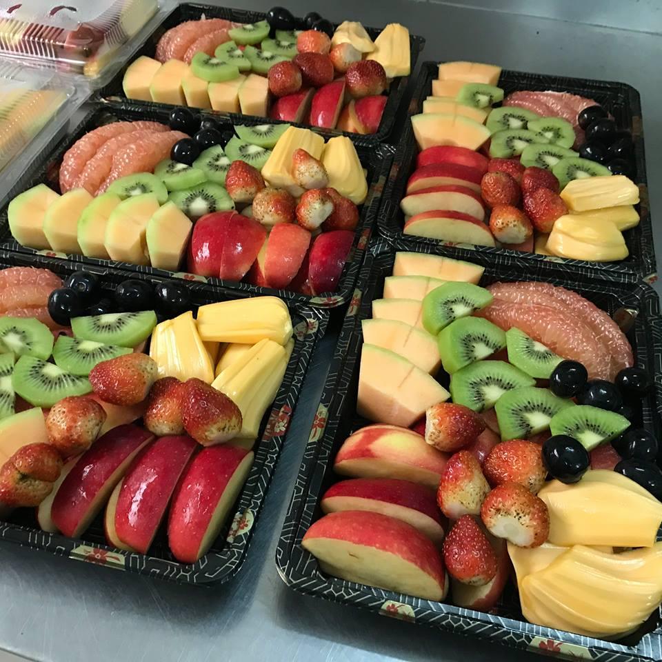 Top những loại trái cây