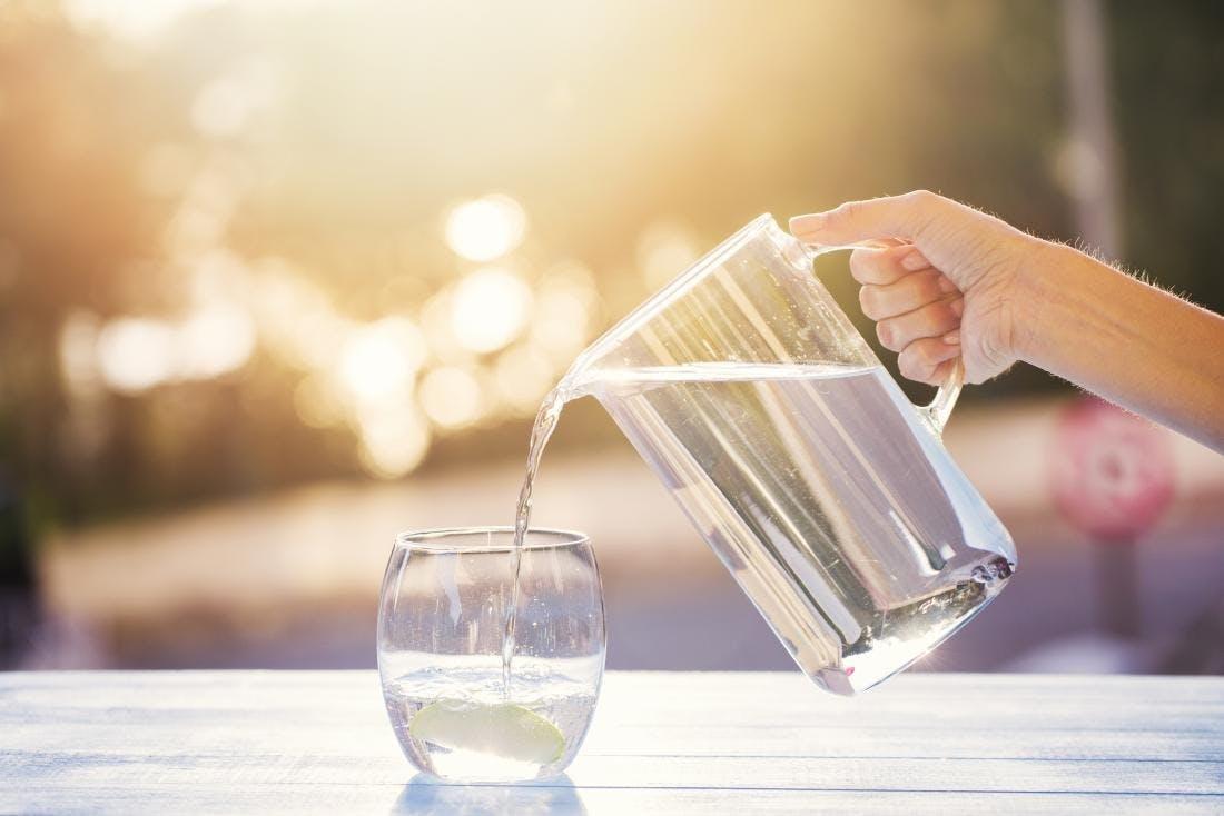 Tại sao cần uống nhiều nước