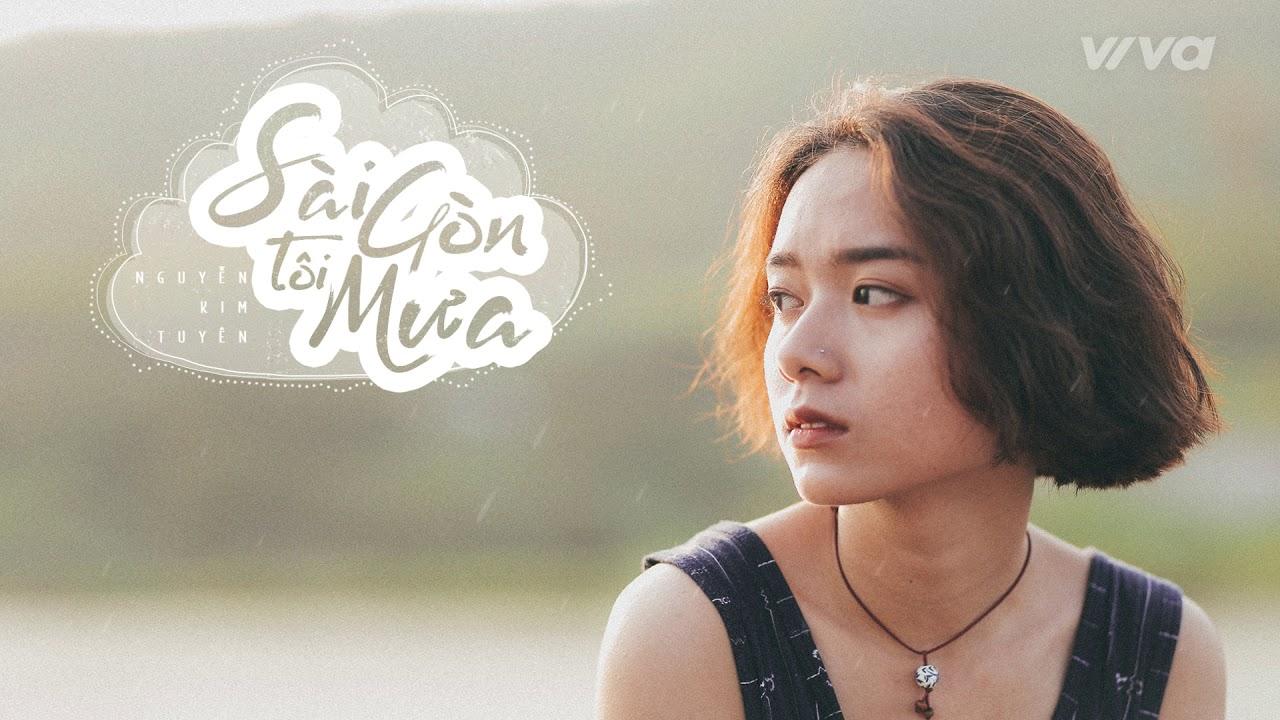 Sài Gòn Tôi Mưa - Nguyễn Kim Tuyên   Audio Lyric   Sing My Song 2018 -  YouTube