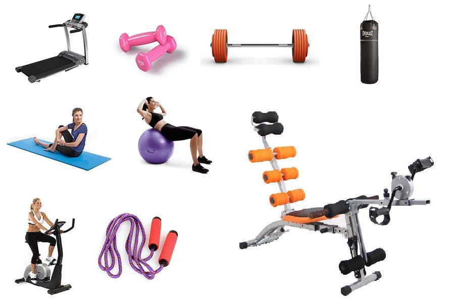 Mẫu thiết kế phòng gym với dụng cụ thể dục tại nhà đẹp chuẩn 5 sao
