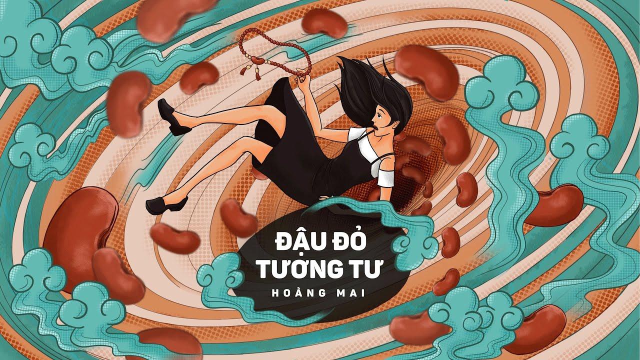 Hoàng Mai - Đậu đỏ tương tư (Official lyrics video) - YouTube