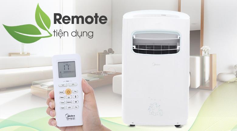 Máy lạnh mini di động với quạt điều hoà có gì khác nhau?